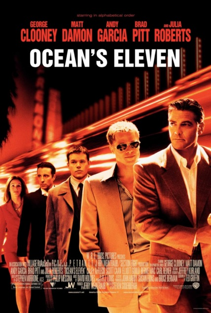 Ocean's Eleven Technical Specifications