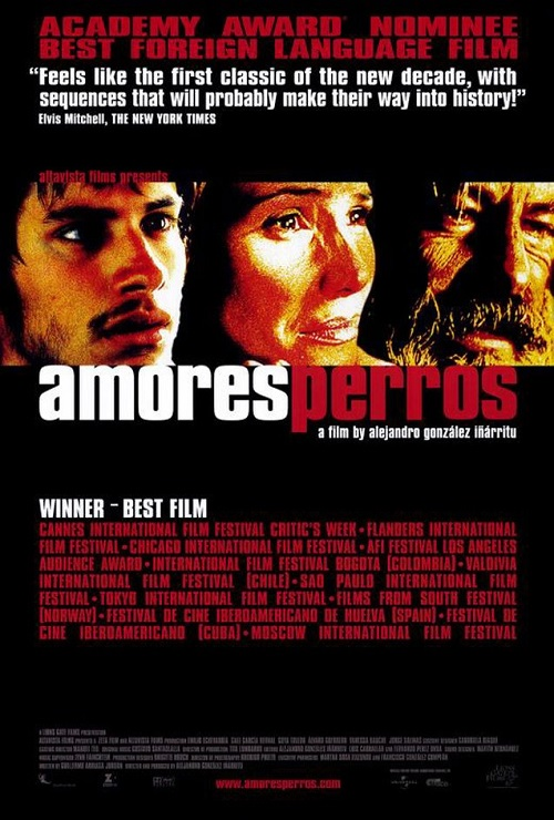 Amores Perros Technical Specifications
