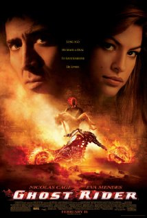 Ghost Rider (2007) Technical Specifications