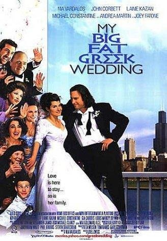 My Big Fat Greek Wedding | ShotOnWhat?