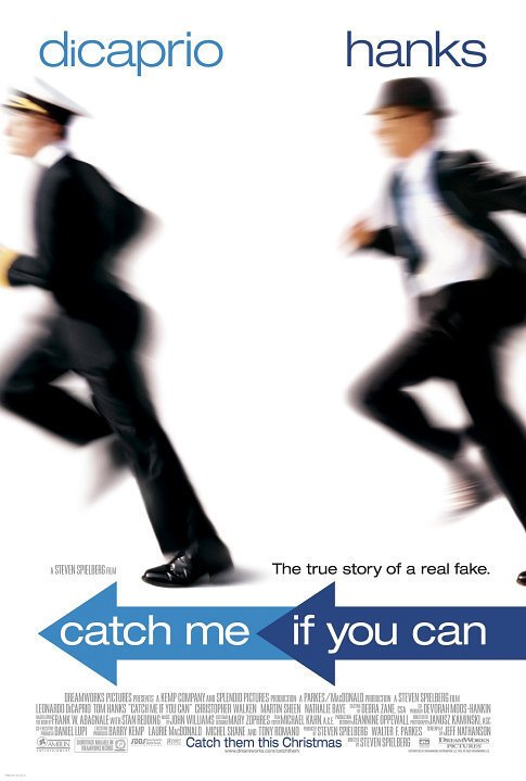 Catch Me If You Can | ShotOnWhat?