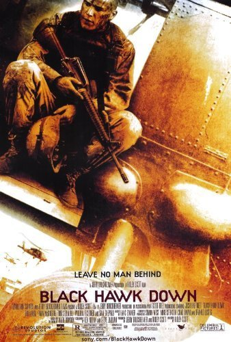 Black Hawk Down (2001) Technical Specifications