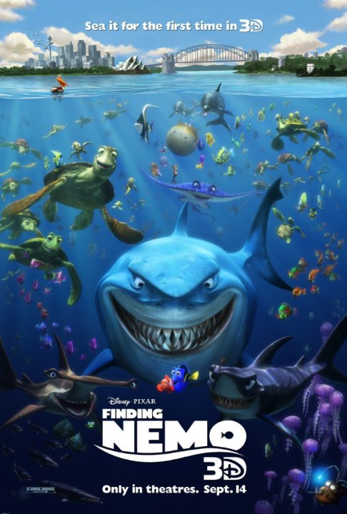 Finding Nemo Technical Specifications