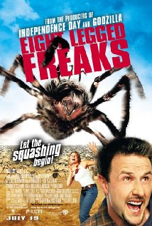 Eight Legged Freaks | ShotOnWhat?