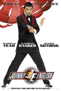Johnny English Technical Specifications