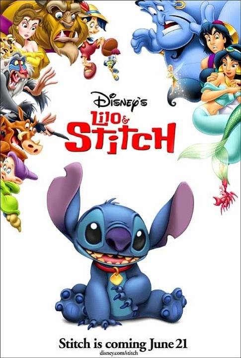Lilo & Stitch Technical Specifications