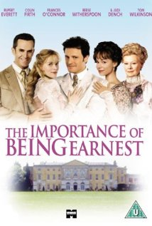 The Importance of Being Earnest | ShotOnWhat?