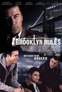 Brooklyn Rules Technical Specifications