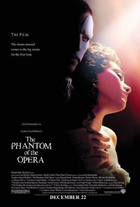 The Phantom of the Opera | ShotOnWhat?