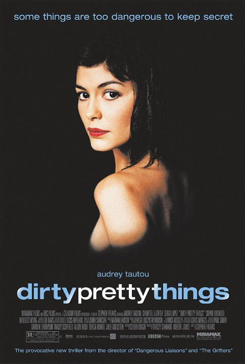 Dirty Pretty Things | ShotOnWhat?