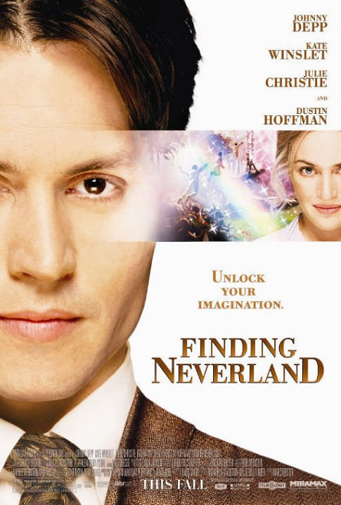 Finding Neverland | ShotOnWhat?