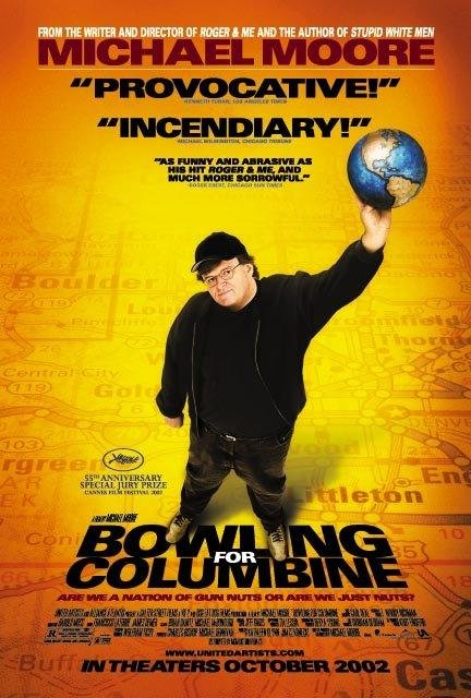 Bowling for Columbine Technical Specifications