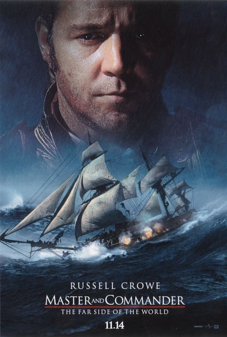 Master and Commander: The Far Side of the World Technical Specifications