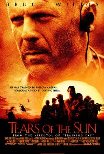 Tears of the Sun Technical Specifications