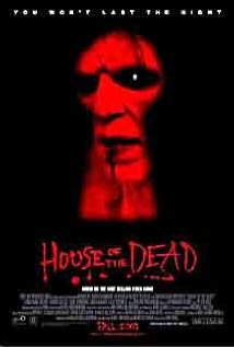 House of the Dead Technical Specifications
