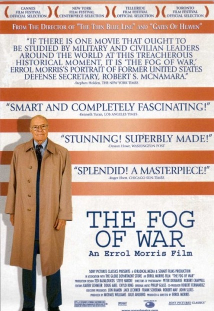 The Fog of War: Eleven Lessons from the Life of Robert S. McNamara | ShotOnWhat?