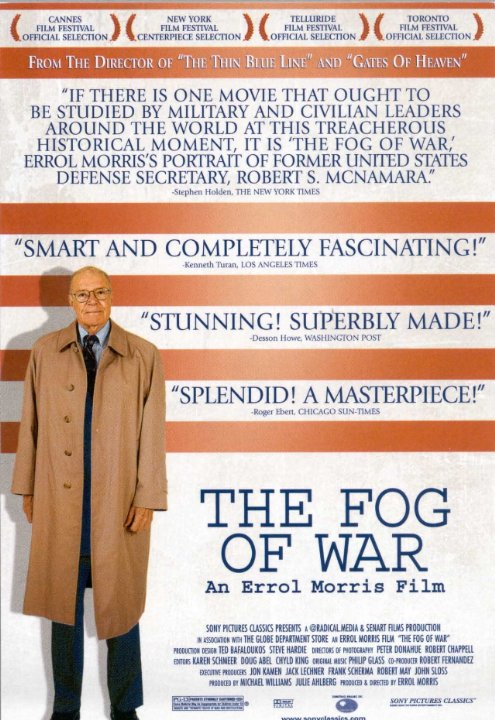 The Fog of War: Eleven Lessons from the Life of Robert S. McNamara Technical Specifications