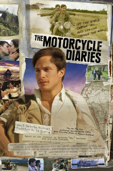 The Motorcycle Diaries (2004) Technical Specifications