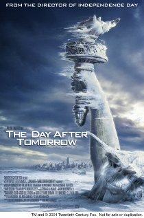 The Day After Tomorrow Technical Specifications