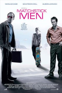 Matchstick Men Technical Specifications