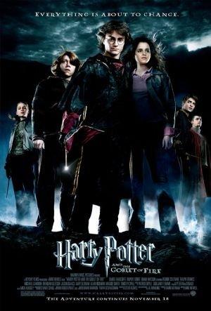 Harry Potter and the Goblet of Fire (2005) Technical Specifications