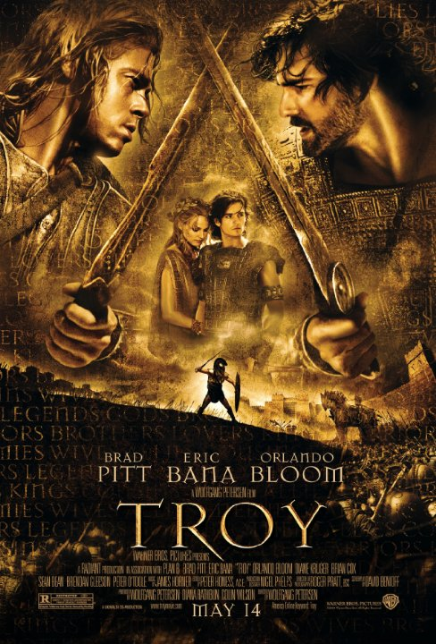 Troy (2004) Technical Specifications