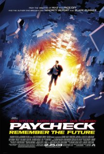 Paycheck Technical Specifications