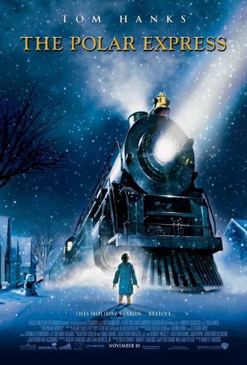 The Polar Express | ShotOnWhat?