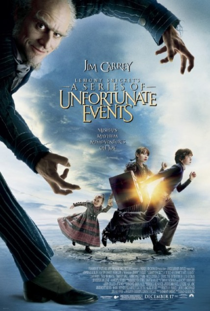 A Series of Unfortunate Events Technical Specifications