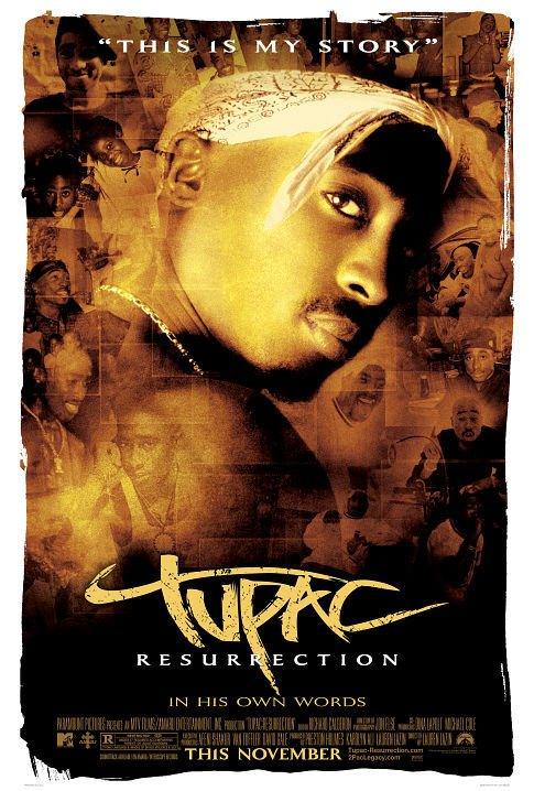 Tupac: Resurrection Technical Specifications