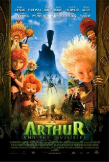 Arthur and the Invisibles Technical Specifications