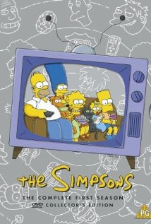 """The Simpsons"" Simpsons Roasting on an Open Fire"