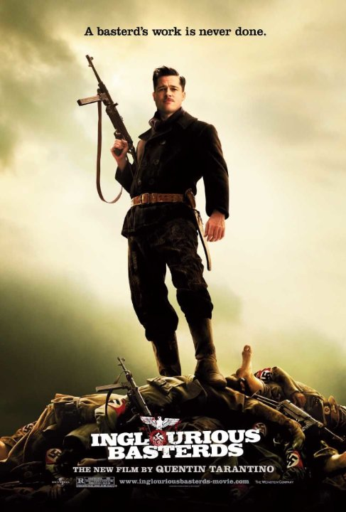 Inglourious Basterds (2009) Technical Specifications