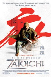 The Blind Swordsman: Zatoichi Technical Specifications