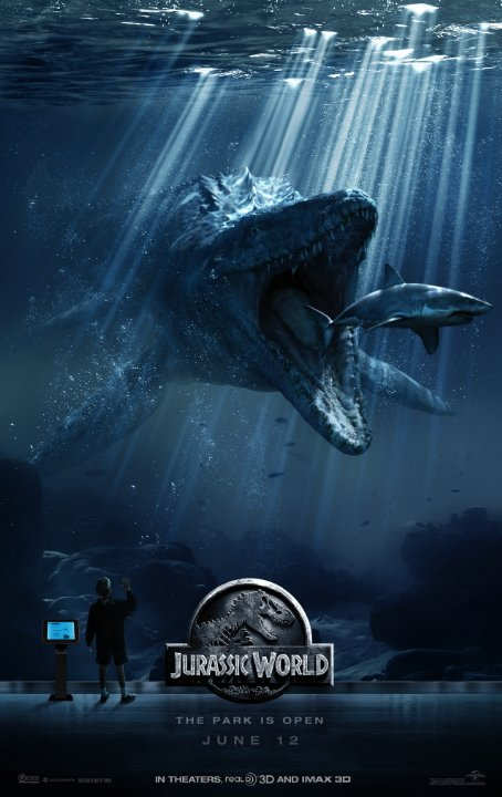Jurassic World (2015) Technical Specifications