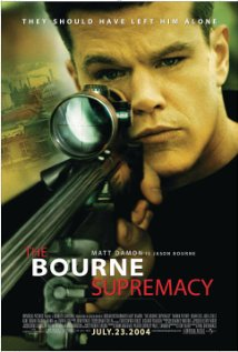 The Bourne Supremacy Technical Specifications