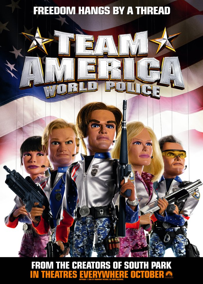 Team America: World Police Technical Specifications