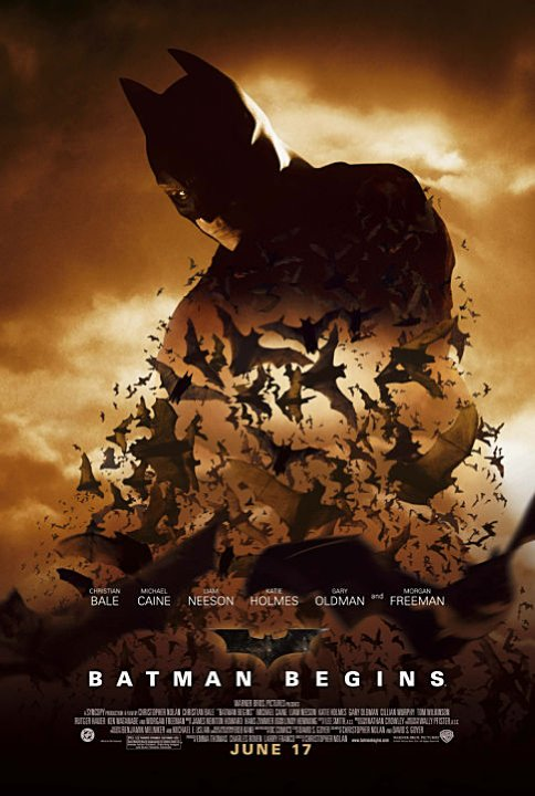 Batman Begins (2005) Technical Specifications