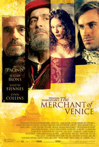 The Merchant of Venice Technical Specifications
