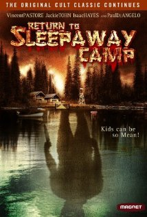 Return to Sleepaway Camp Technical Specifications