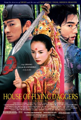 House of Flying Daggers | ShotOnWhat?