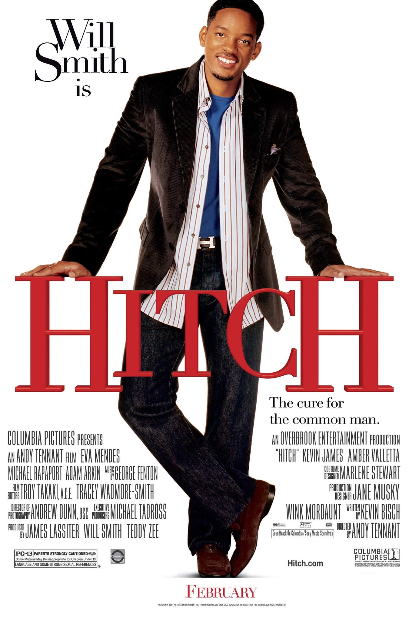 Hitch (2005) Technical Specifications