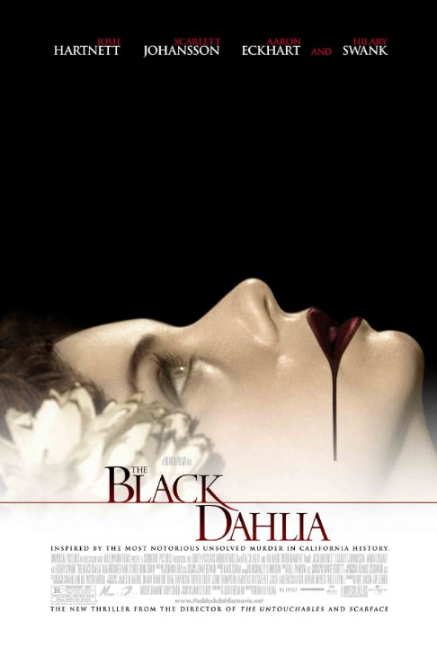The Black Dahlia | ShotOnWhat?