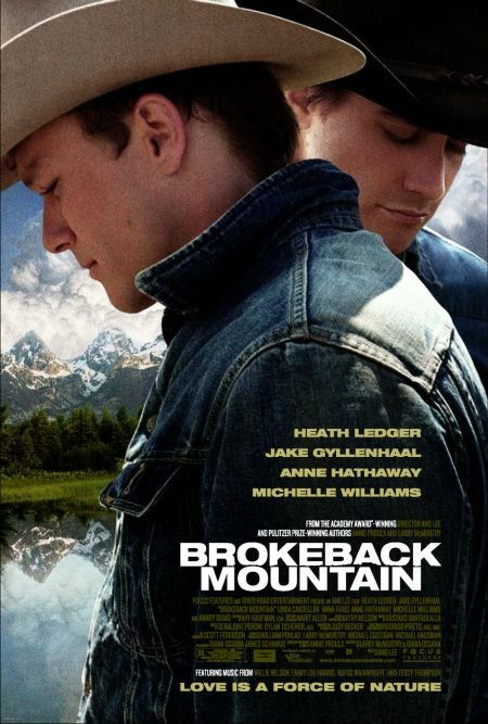 Brokeback Mountain (2005) Technical Specifications