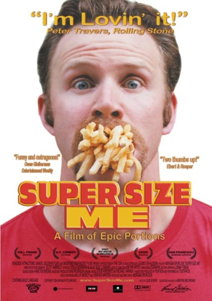 Super Size Me Technical Specifications