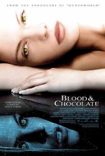 Blood and Chocolate Technical Specifications