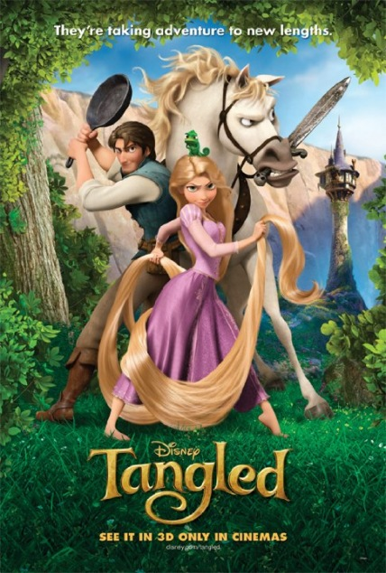 Tangled Technical Specifications