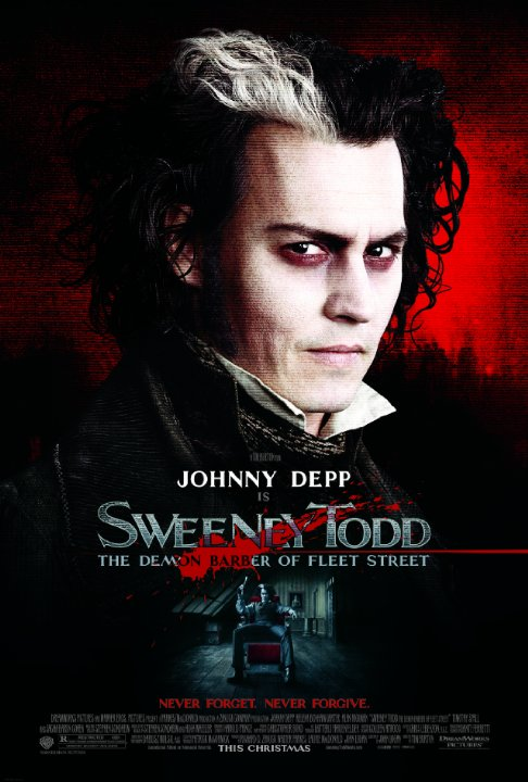 Sweeney Todd: The Demon Barber of Fleet Street (2007) Technical Specifications