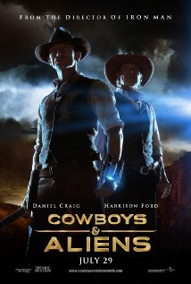 Cowboys & Aliens Technical Specifications
