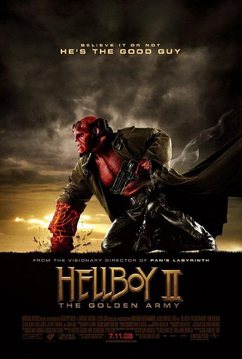 Hellboy II: The Golden Army | ShotOnWhat?